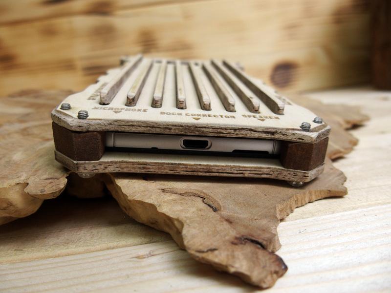 507sh 木製ケース