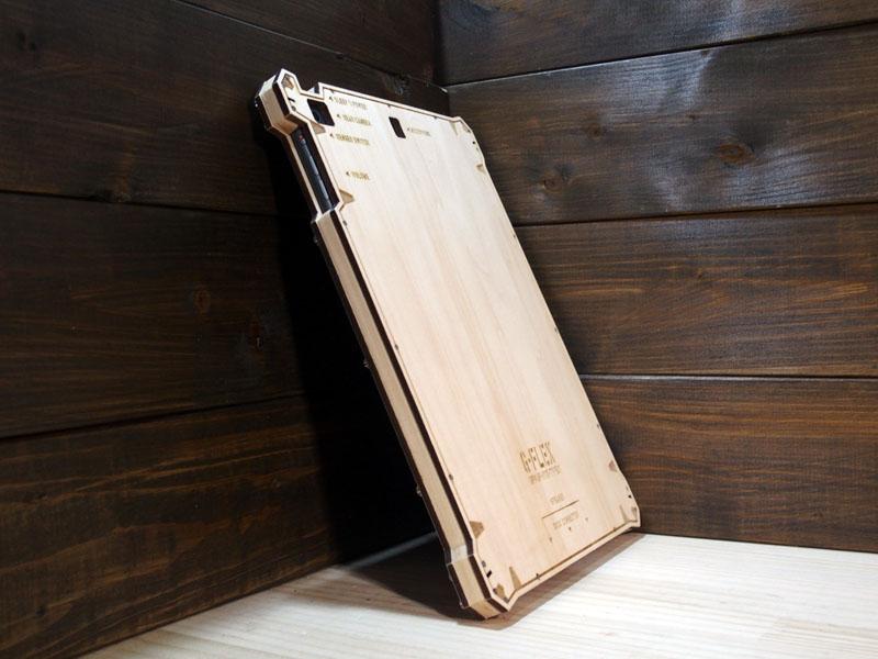 ipad 2018 木のケース