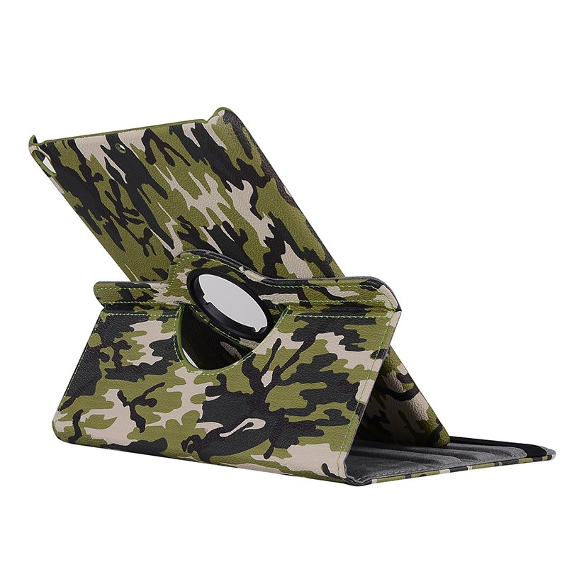 iPad 2017 カモフラージュ ケース