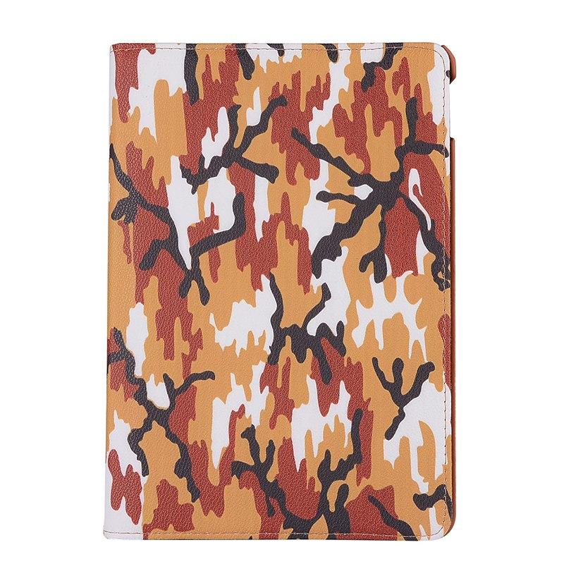 iPad 2018 カモフラージュ ケース