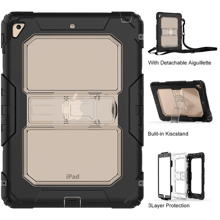 iPad 2018 ケース ミリタリーケース