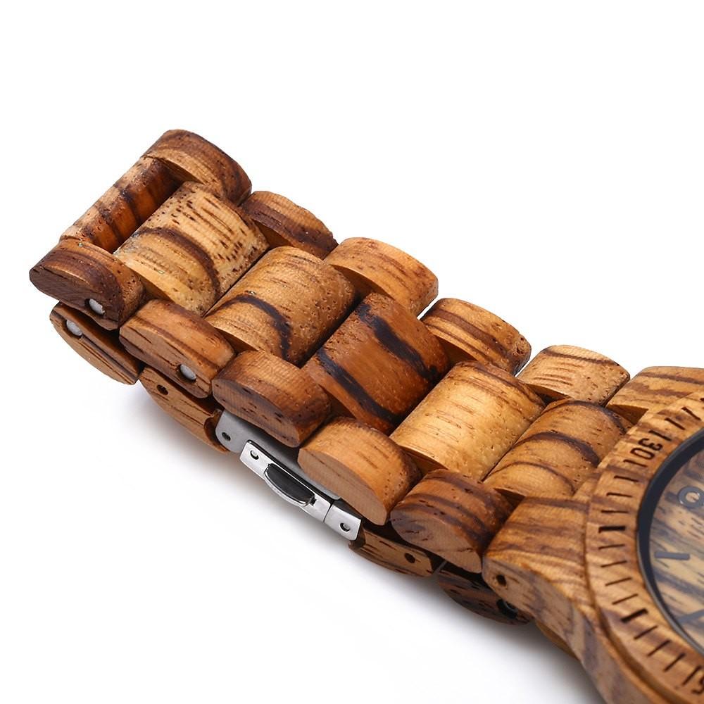 木製 腕時計
