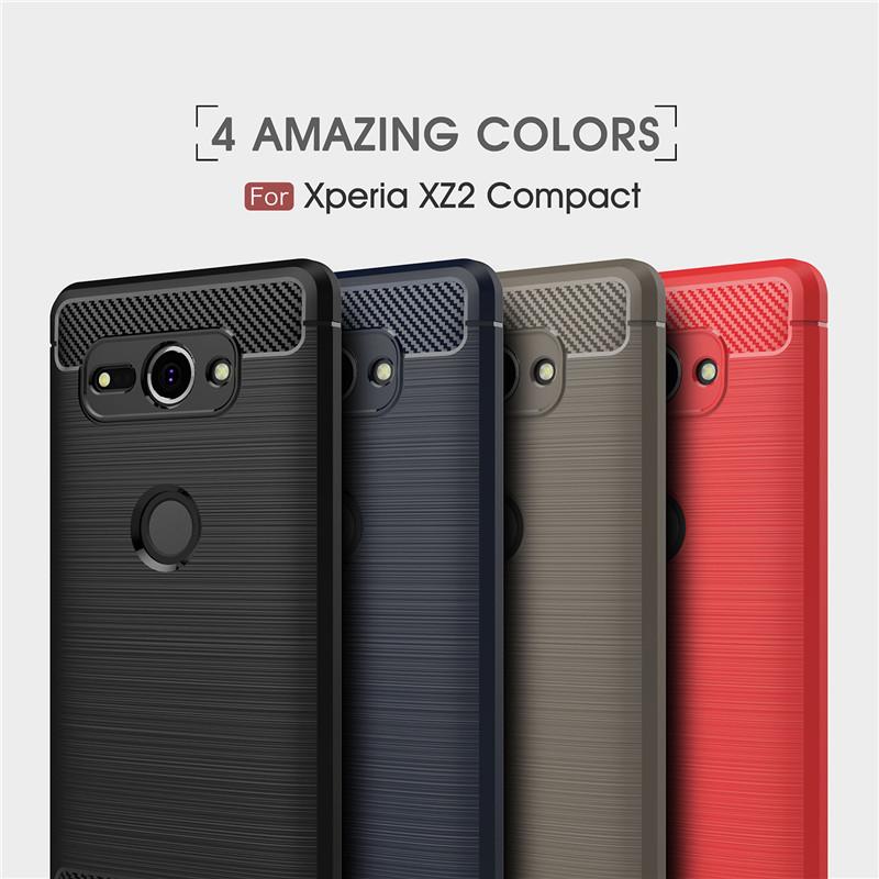 Xperia XZ2 Compact タフケース