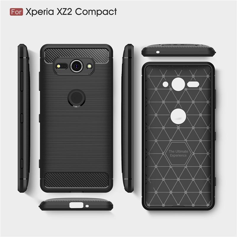 Xperia XZ2 Compact 薄いケース