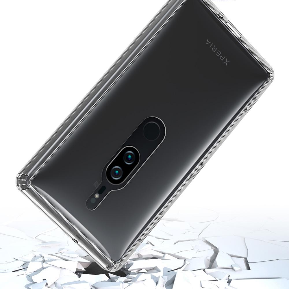 Xperia XZ2 Premium 耐衝撃ケース