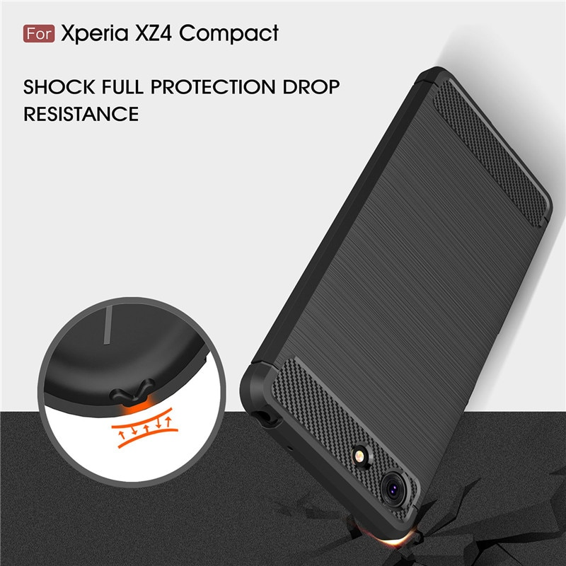 Xperia XZ4 compact TPUケース
