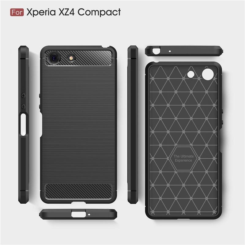 Xperia XZ4 compact シリコンケース