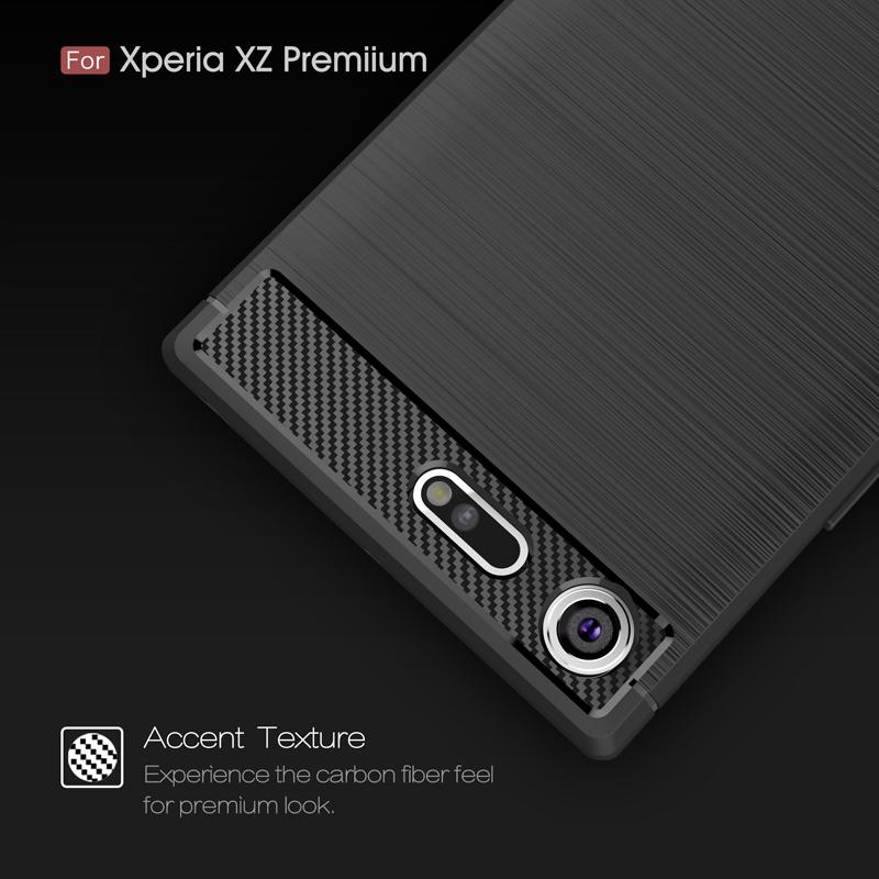 Xperia XZ Premium タフケース