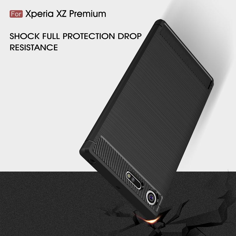 Xperia XZ Premium 2重構造