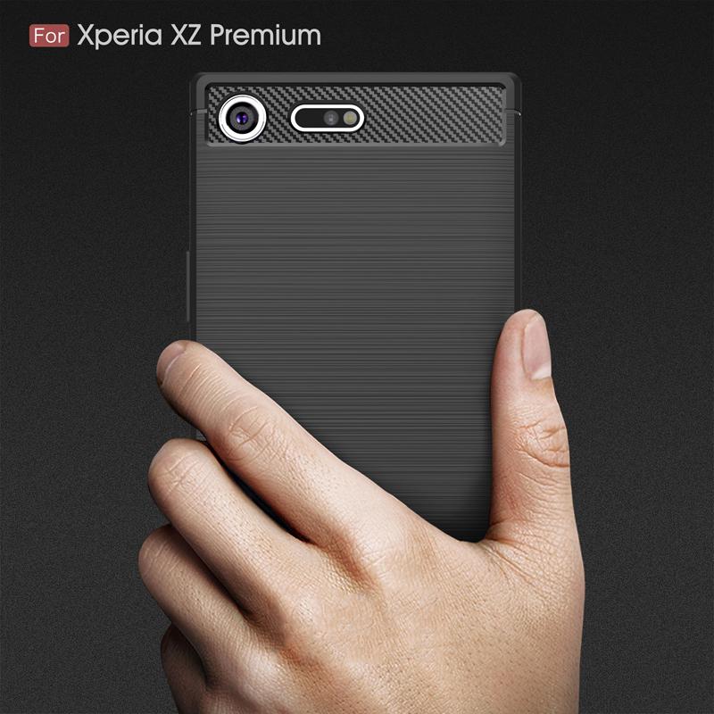Xperia XZ Premium 薄いケース