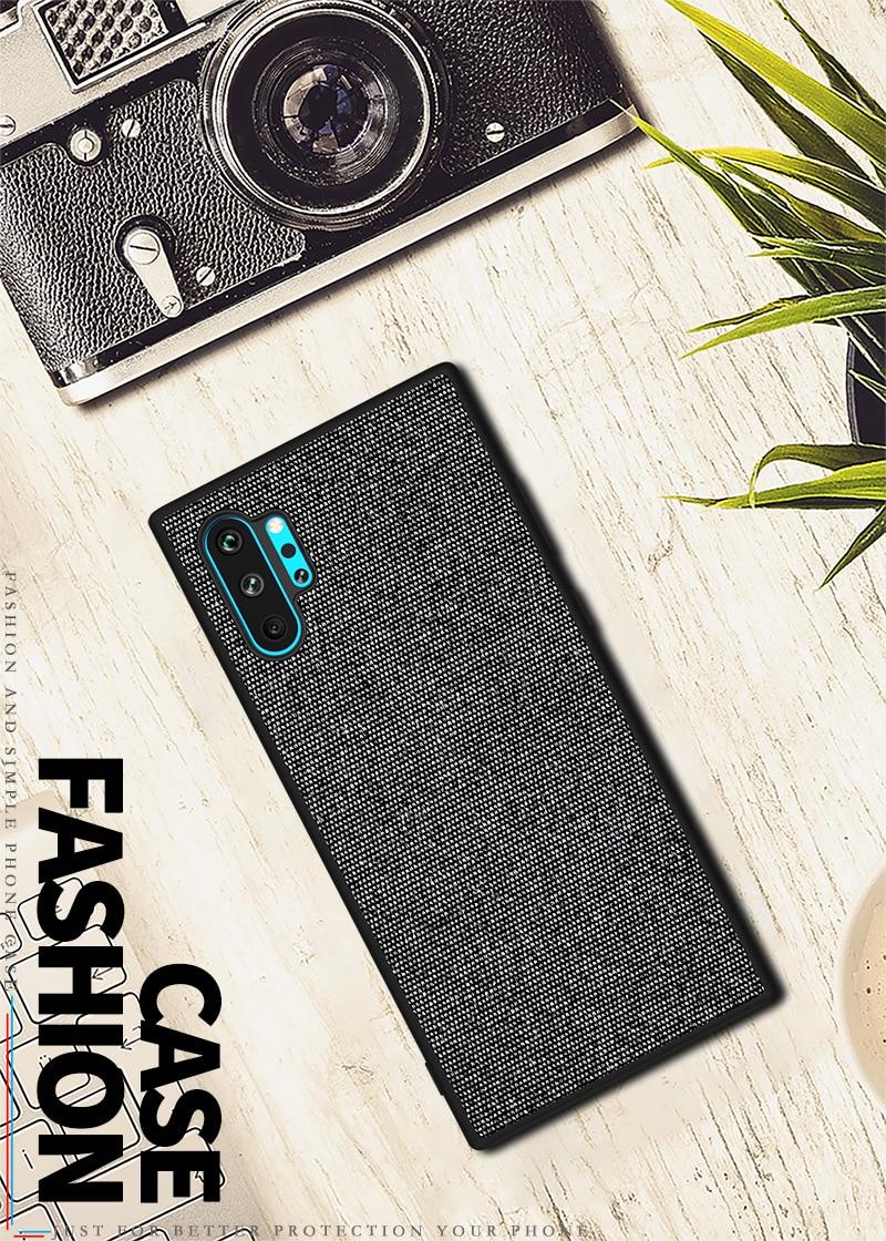 Galaxy Note10+ デニムケース