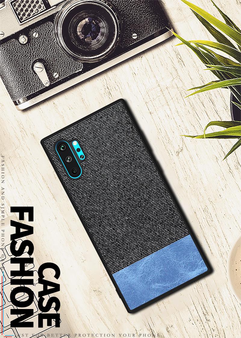 Galaxy Note10+ ジーパンケース