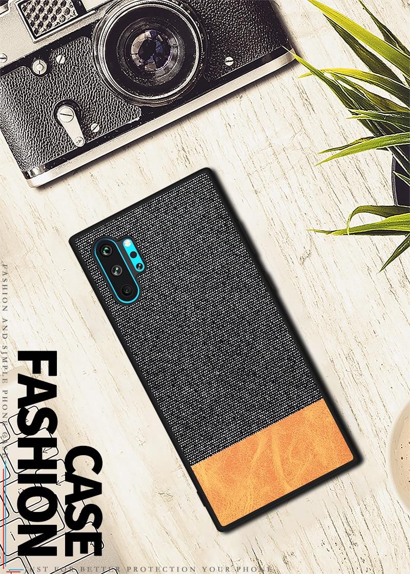 Galaxy Note10+ キャンバスケース