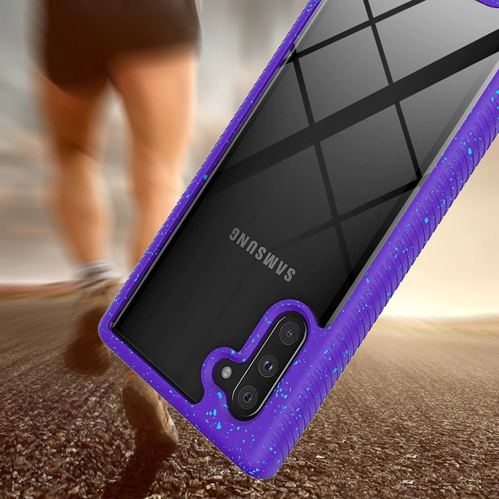 Galaxy Note10+ 2重構造 ケース