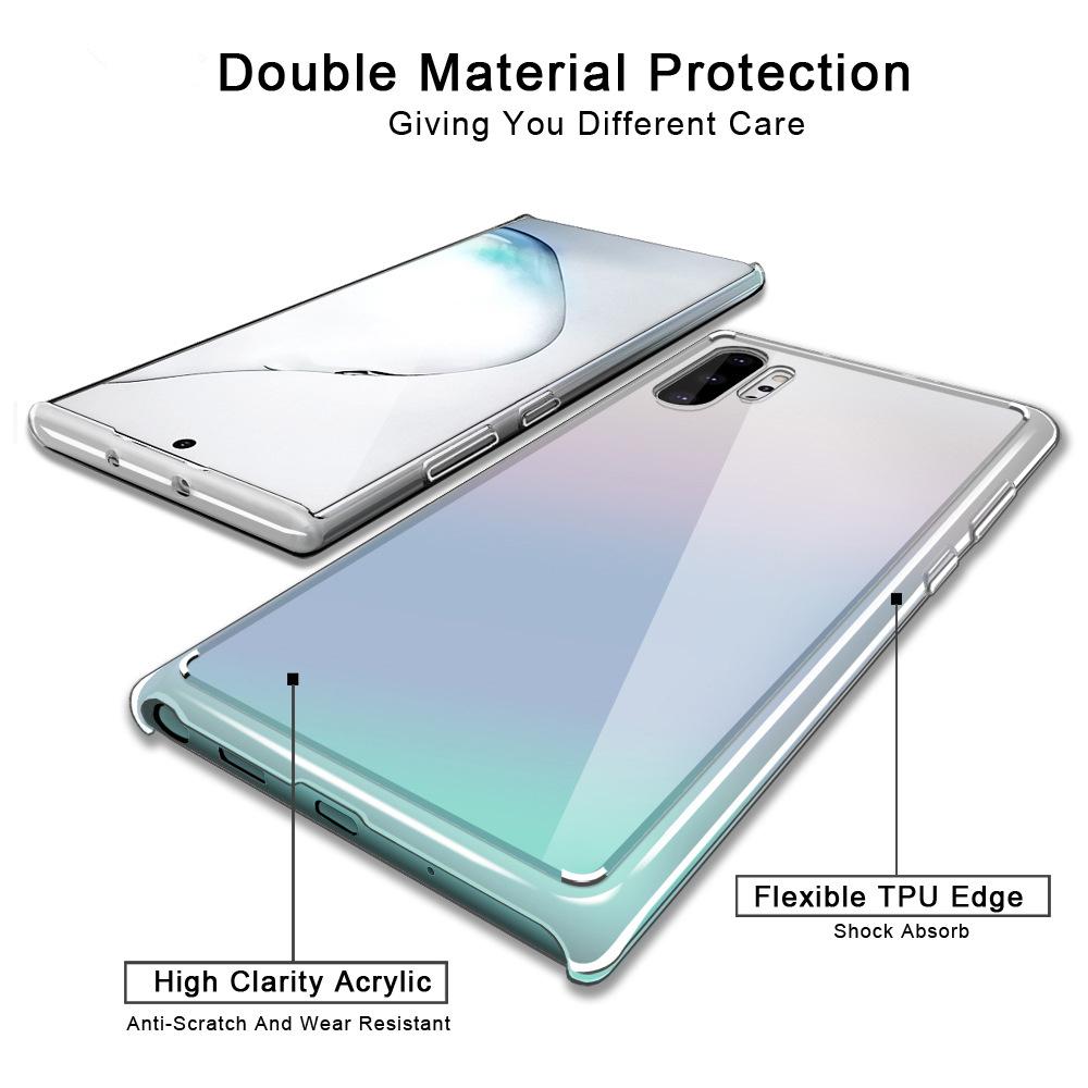 Galaxy Note10+ 耐衝撃 ケース