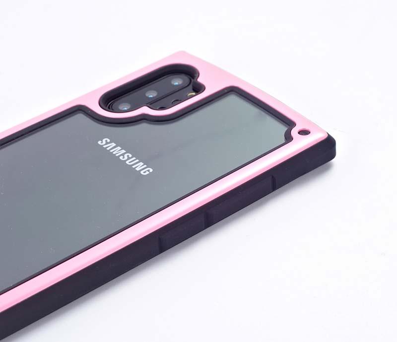 Galaxy Note10+ 耐衝撃バンパー