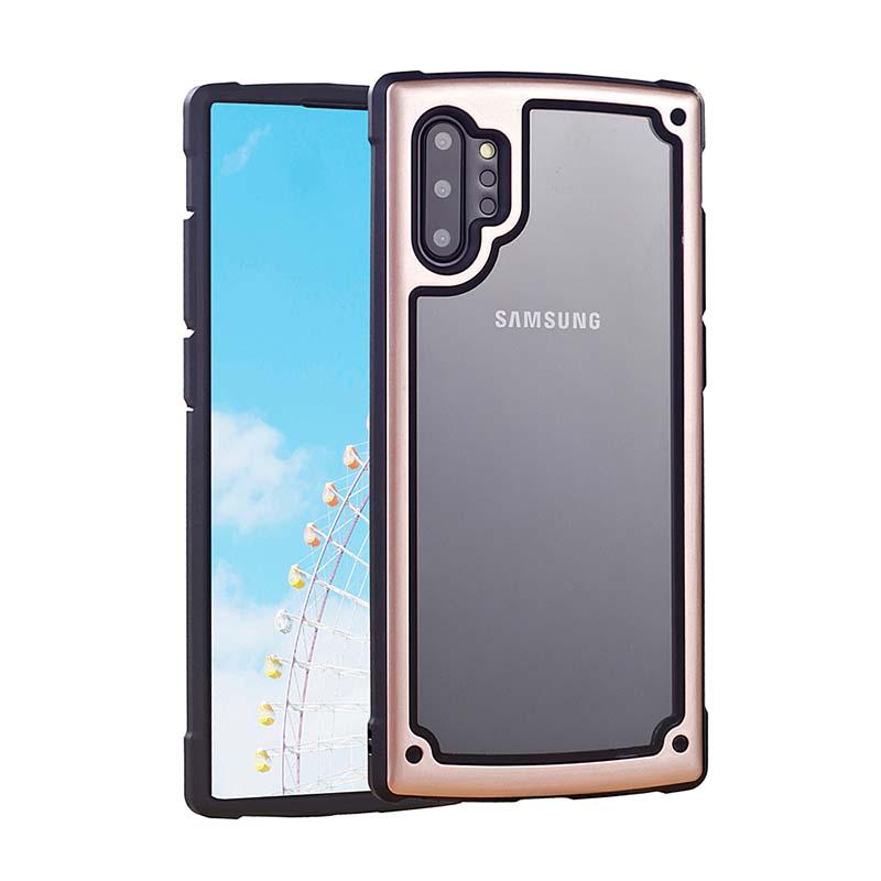 Galaxy Note10+ 放熱性 ケース