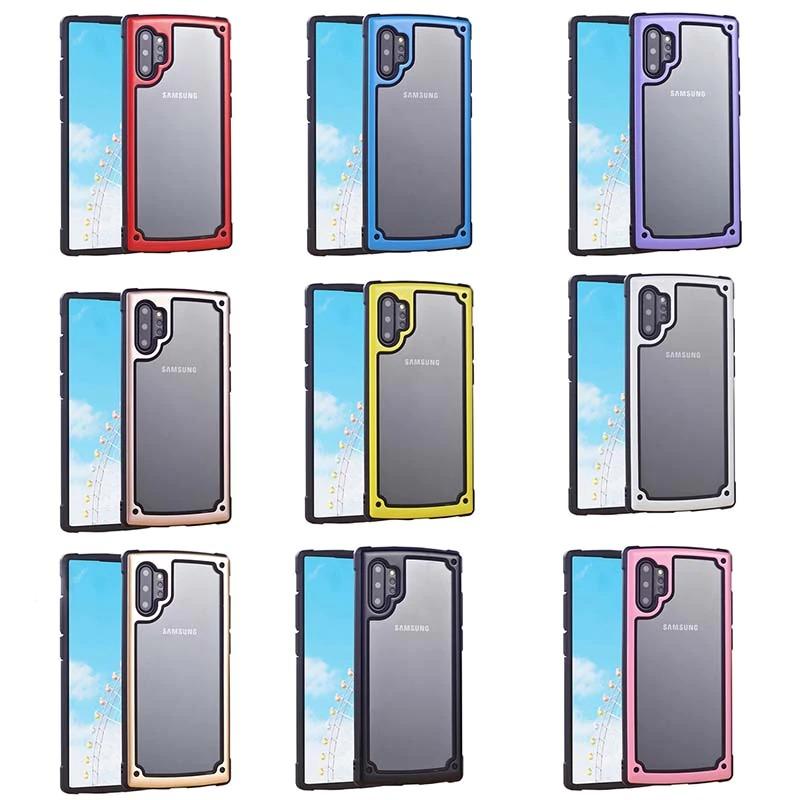 Galaxy Note10+ MIL-STD-810G ケース