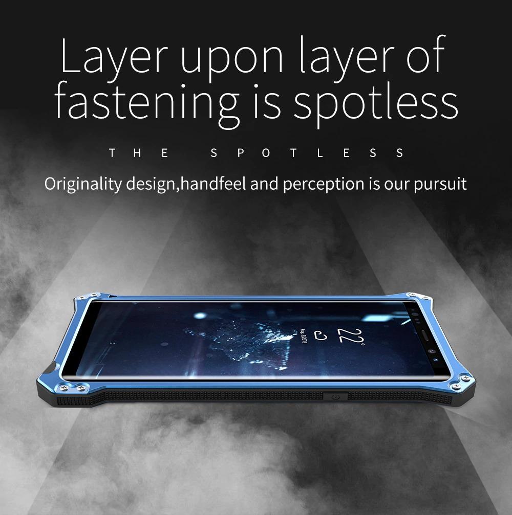 Galaxy Note10+ 防塵ケース
