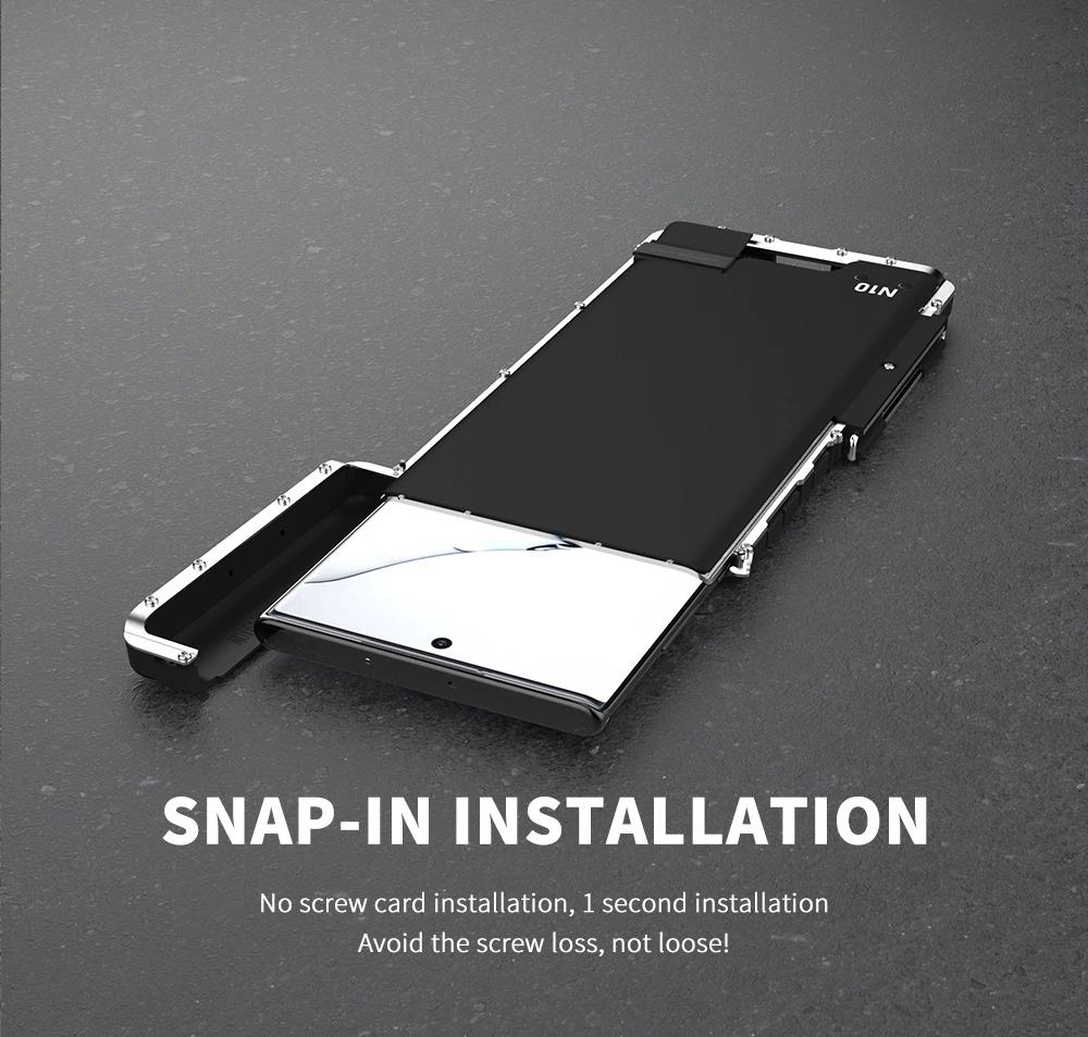 Galaxy Note10 アーマーキング