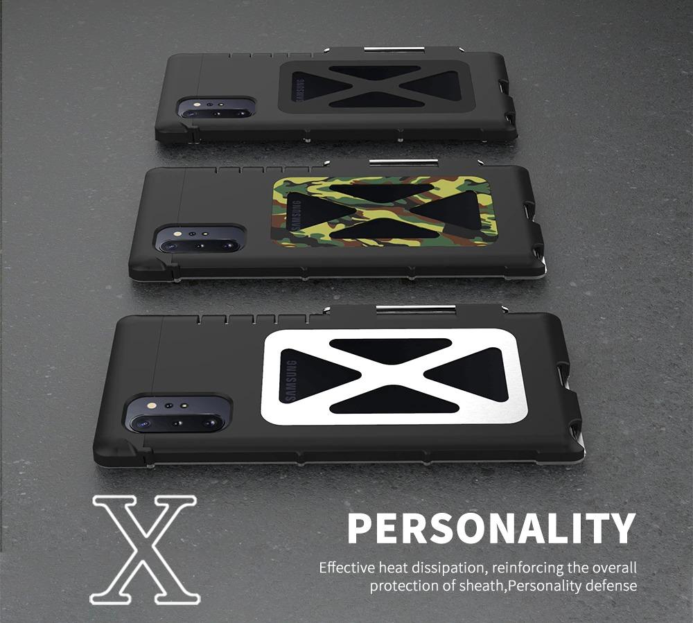 Galaxy Note10 タフケース 耐衝撃