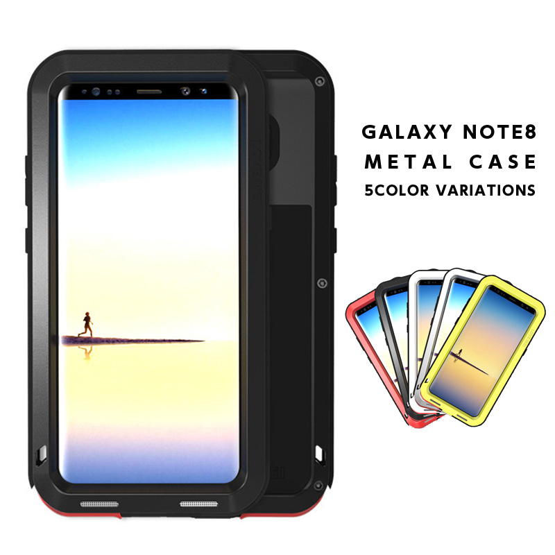 galaxy note8 耐衝撃ケース