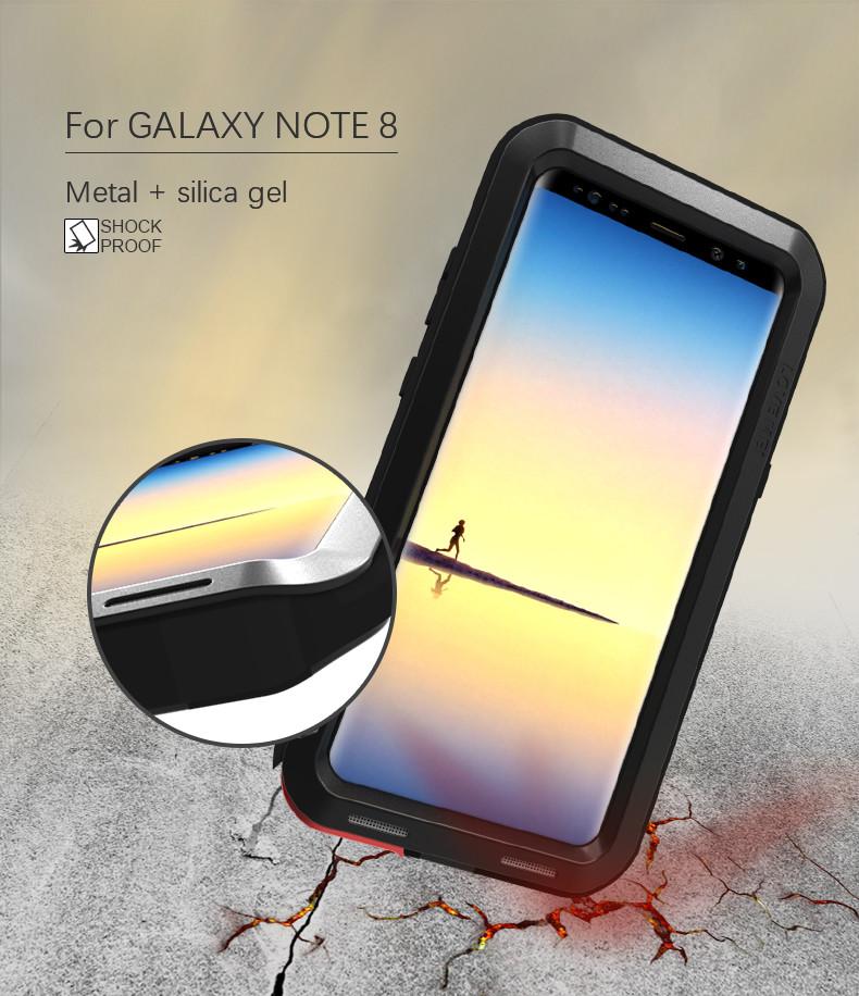 galaxy note8 タフケース アーマーギア