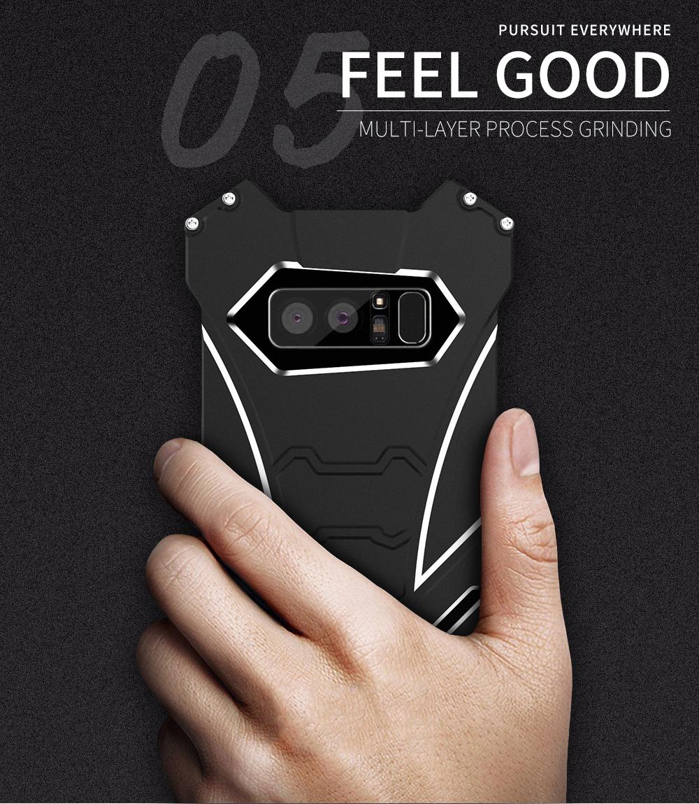 Galaxy Note8 タフケース