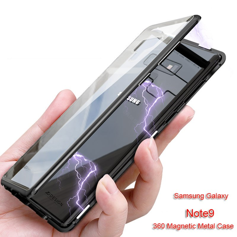 galaxy note9 メタルフルカバー