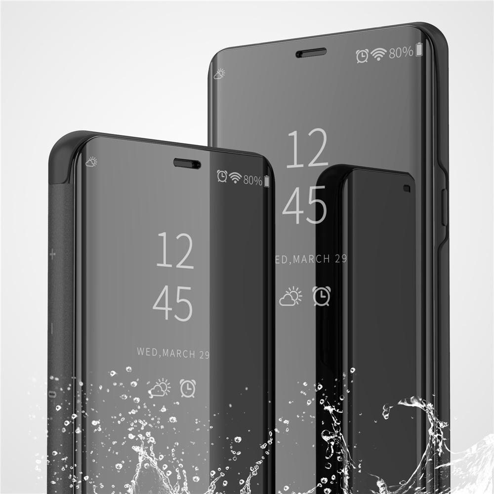 Galaxy Note9 ケース フタの上から操作