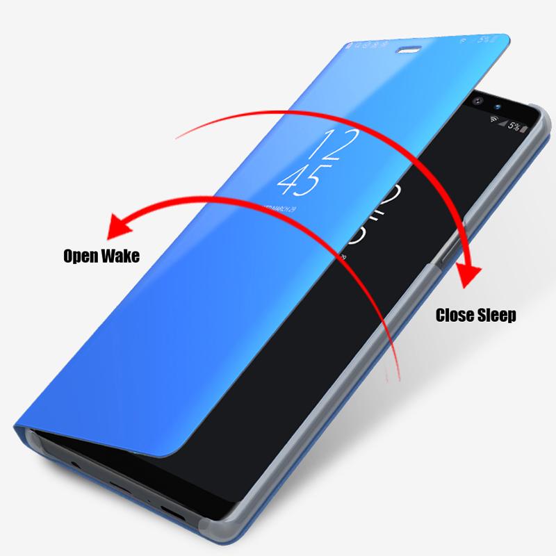 Galaxy Note9 ミラーケース