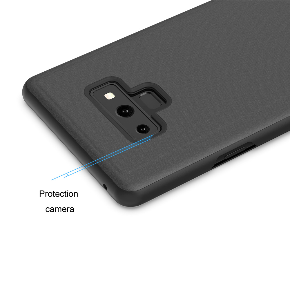 Galaxy Note9 ケース 鏡面カバー