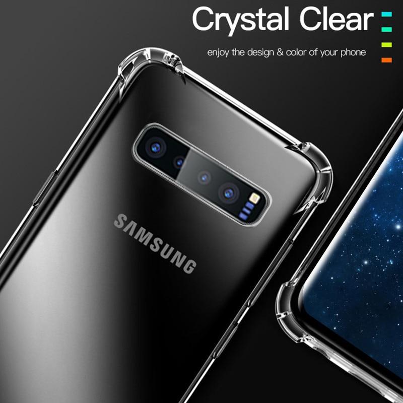 Galaxy S10 ケース クリア