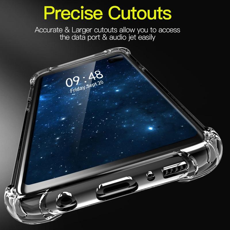 Galaxy S10 透明ケース
