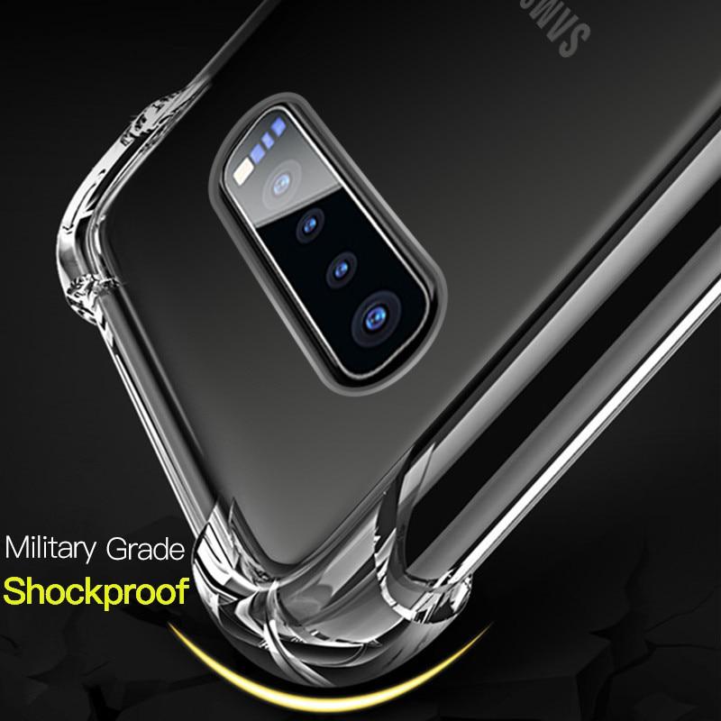Galaxy S10 耐衝撃シリコン