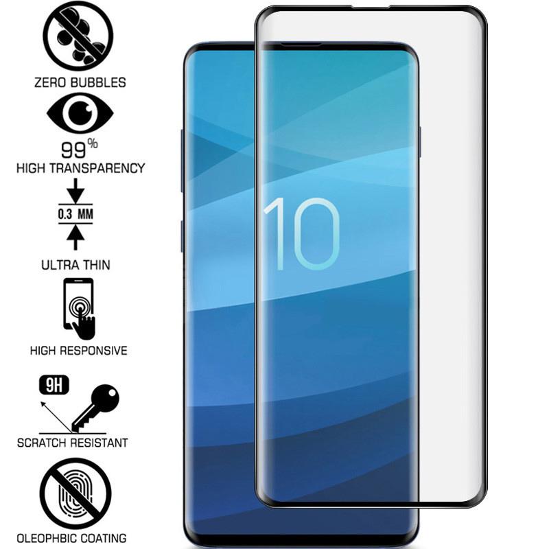 Galaxy S10 強化ガラス