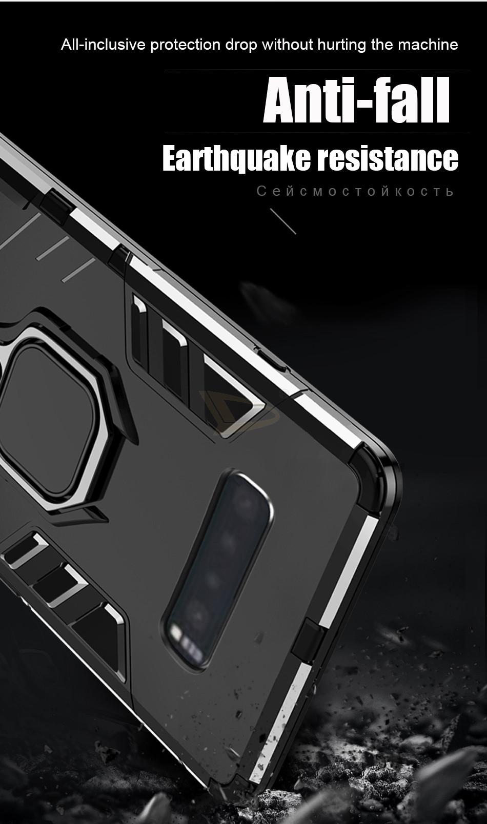 Galaxy S10 MIL-STD-810G ケース