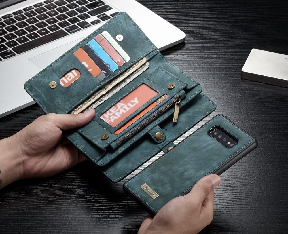 ギャラクシーS10 財布型ケース