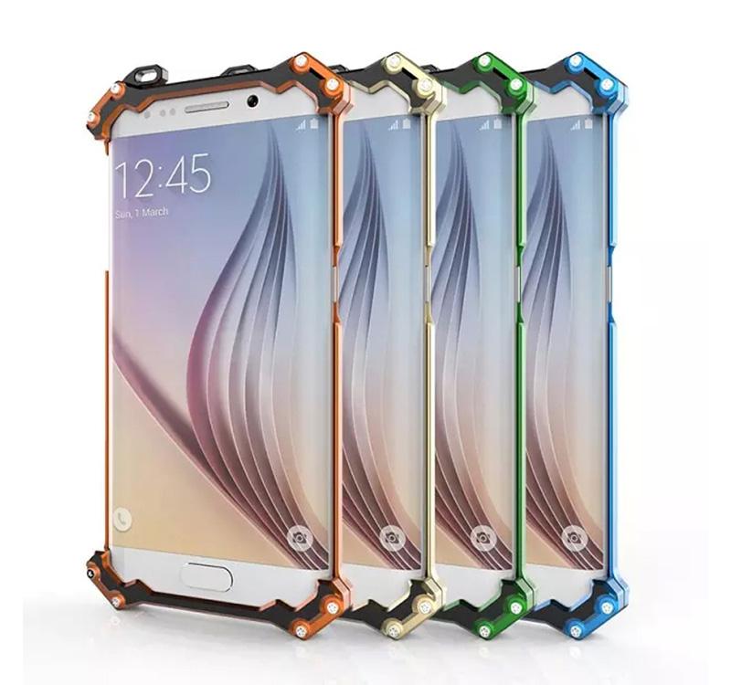 Galaxy S6 Edge メタルフレーム