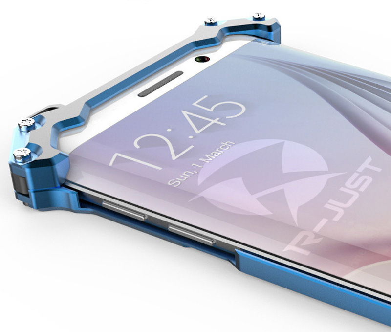 Galaxy S6 Edge アルミケース