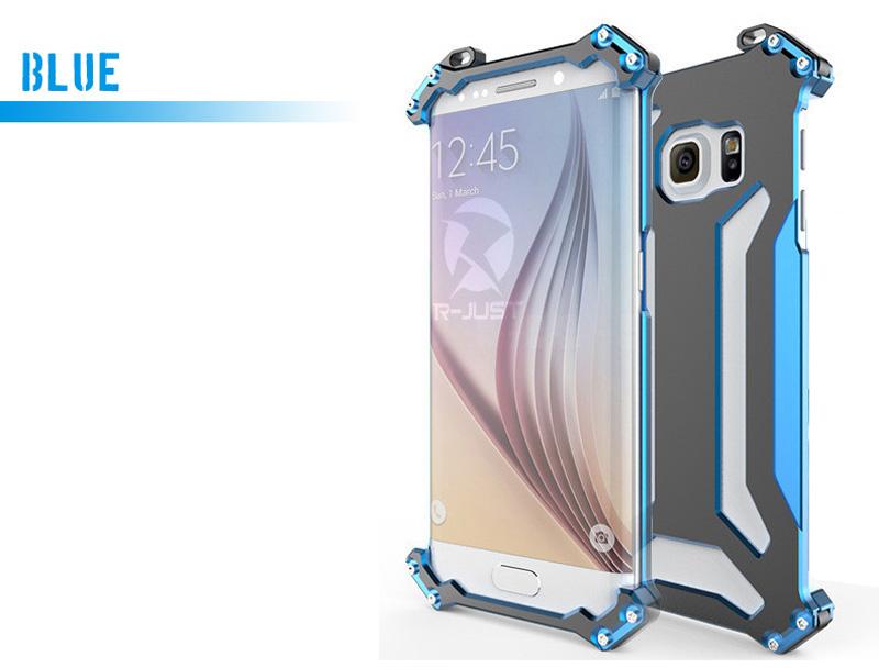 Galaxy S6 Edge ミリタリー