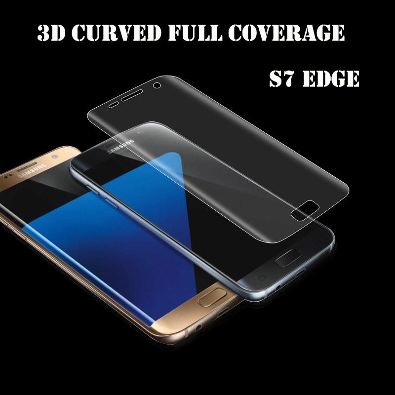 Galaxy S7 edge 液晶保護フィルム
