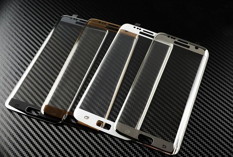 Galaxy S7 edge 曲面 ガラスフィルム