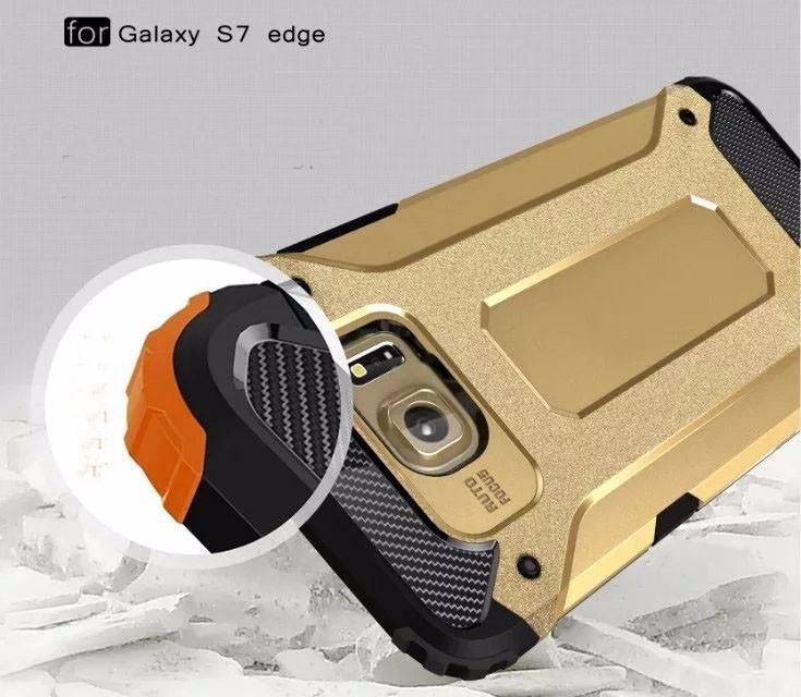Galaxy S7 edge ミリタリー