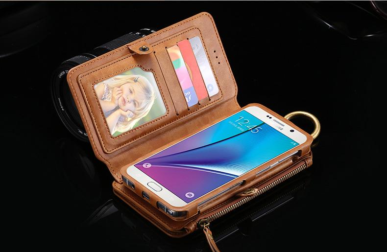 ギャラクシーS7エッジ 財布型ケース