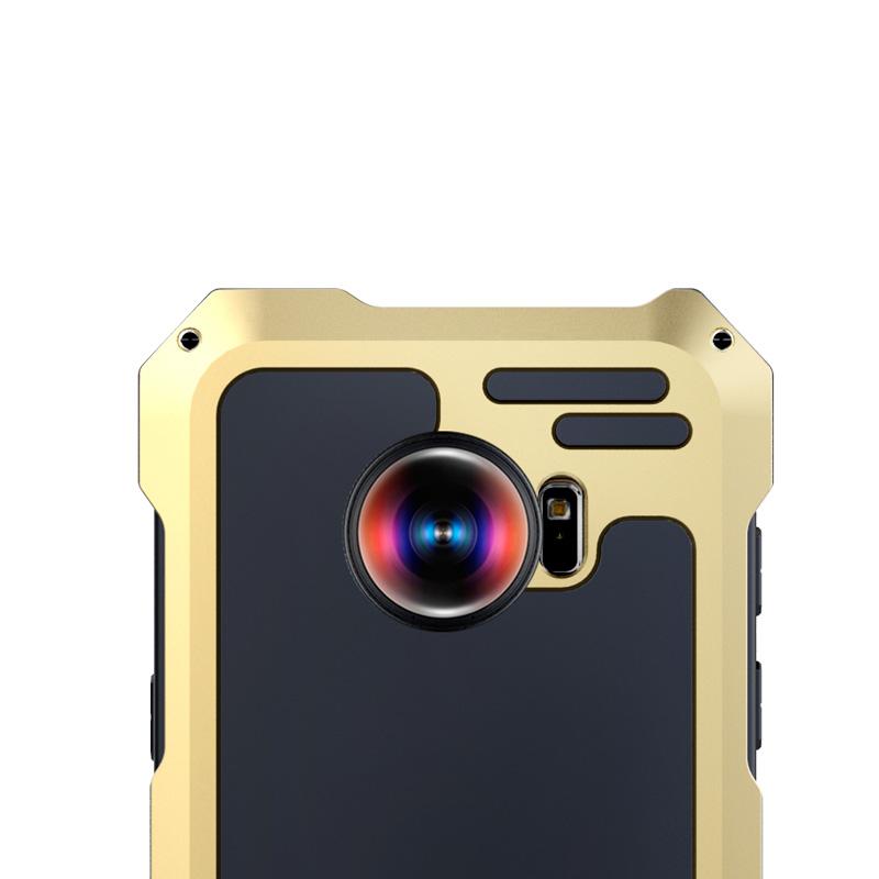 Galaxy S7 Edge ワイドレンズ
