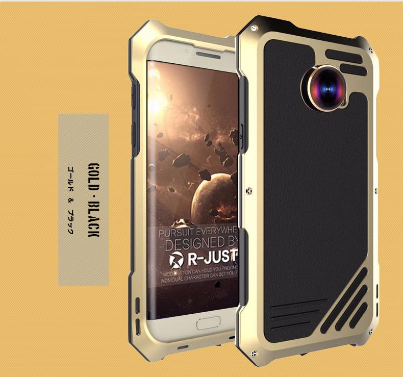 Galaxy S7 Edge エレメント レンズケース