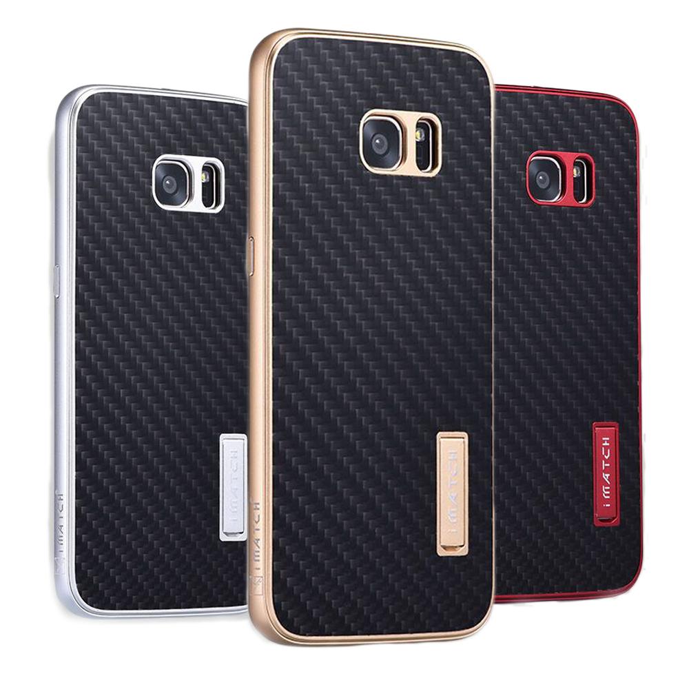 Galaxy S7 edge アルミバンパー