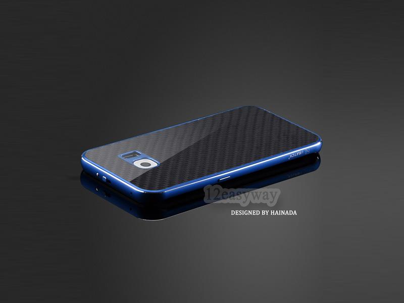 Galaxy S7 edge 強化ガラス
