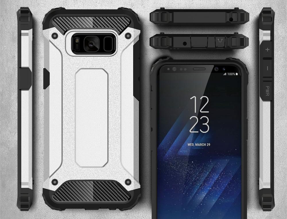 Galaxy S8 ミリタリー